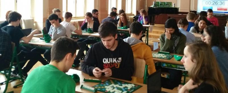 GYPRI SCRABBLE TOURNAMENT 2016